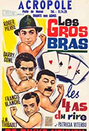 Les gros bras Poster