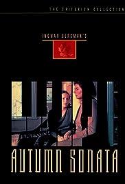 Autumn Sonata Poster