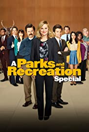 A Parks and Recreation Special Poster