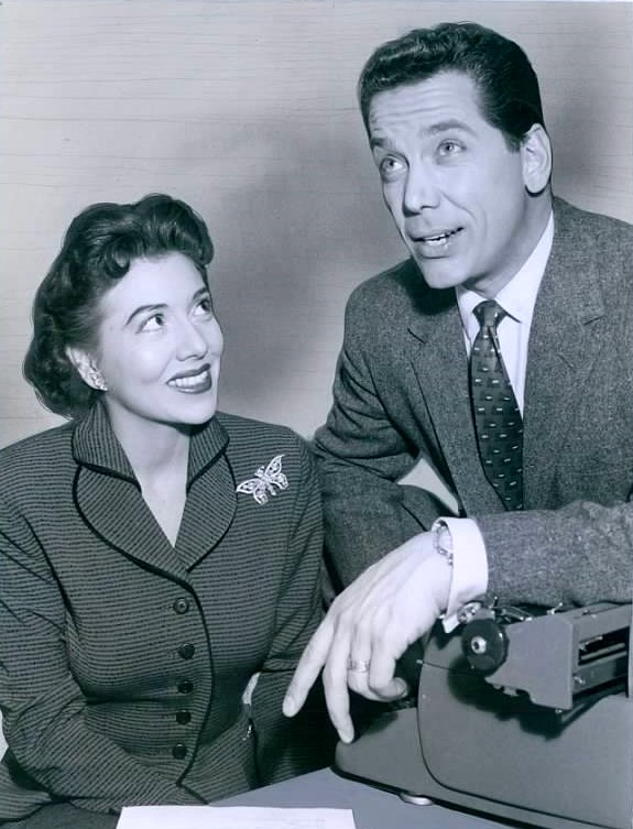 John Conte and Ruth Conte in Matinee Theater (1955)