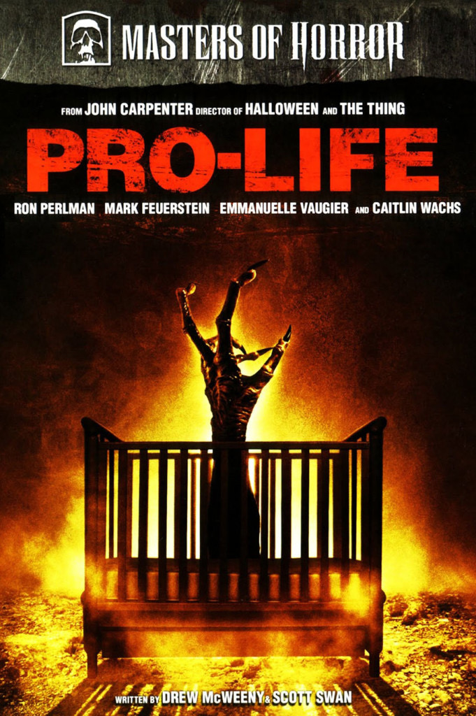 """Masters of Horror"""" Pro-Life (TV Episode 2006) - IMDb"""