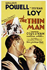 The Thin Man (1934) Poster - Movie Forum, Cast, Reviews