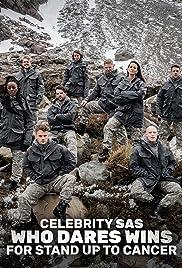Celebrity SAS: Who Dares Wins Poster