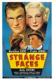 Strange Faces Poster