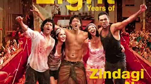 Heres celebrating a film that taught us how to truly live! Heres to 8 Years of Zindagi Na Milegi Dobara!