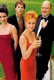 Swoosie Kurtz, David Ogden Stiers, Paget Brewster, and Brian Van Holt in Love & Money (1999)