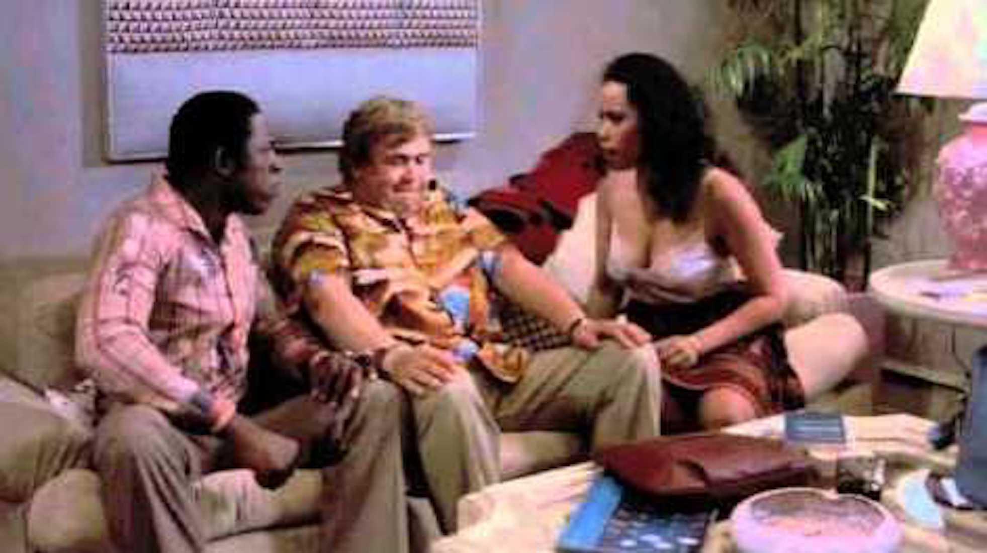 Still of Gloria Gifford, John Candy and Ernie Hudson in Going Berserk