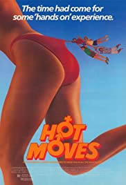 Hot Moves Poster