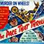 Carla Balenda, Michael St. Angel, and Bill Williams in The Pace That Thrills (1952)