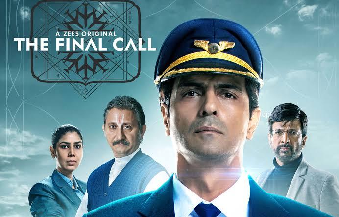 The Final Call 2019 Zee 5 WebSeries E05 08 720p HDRip