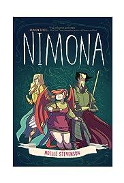 Nimona Poster