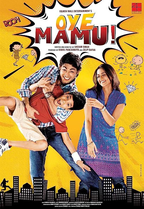 Oye Mamu 2021 Hindi Movie 1080p BMS HDRip 1.8GB Download