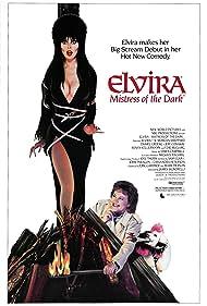 Cassandra Peterson and Edie McClurg in Elvira: Mistress of the Dark (1988)