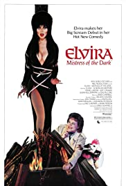 Elvira: Mistress of the Dark (1988) Poster - Movie Forum, Cast, Reviews