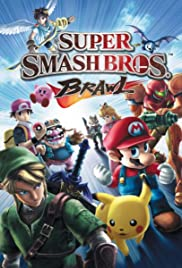 Super Smash Bros. Brawl Poster
