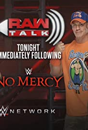 WWE No Mercy 2017 Poster