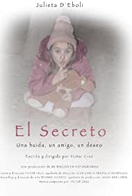 Víctor Cruz and Julieta D'Eboli in El Secreto (2019)