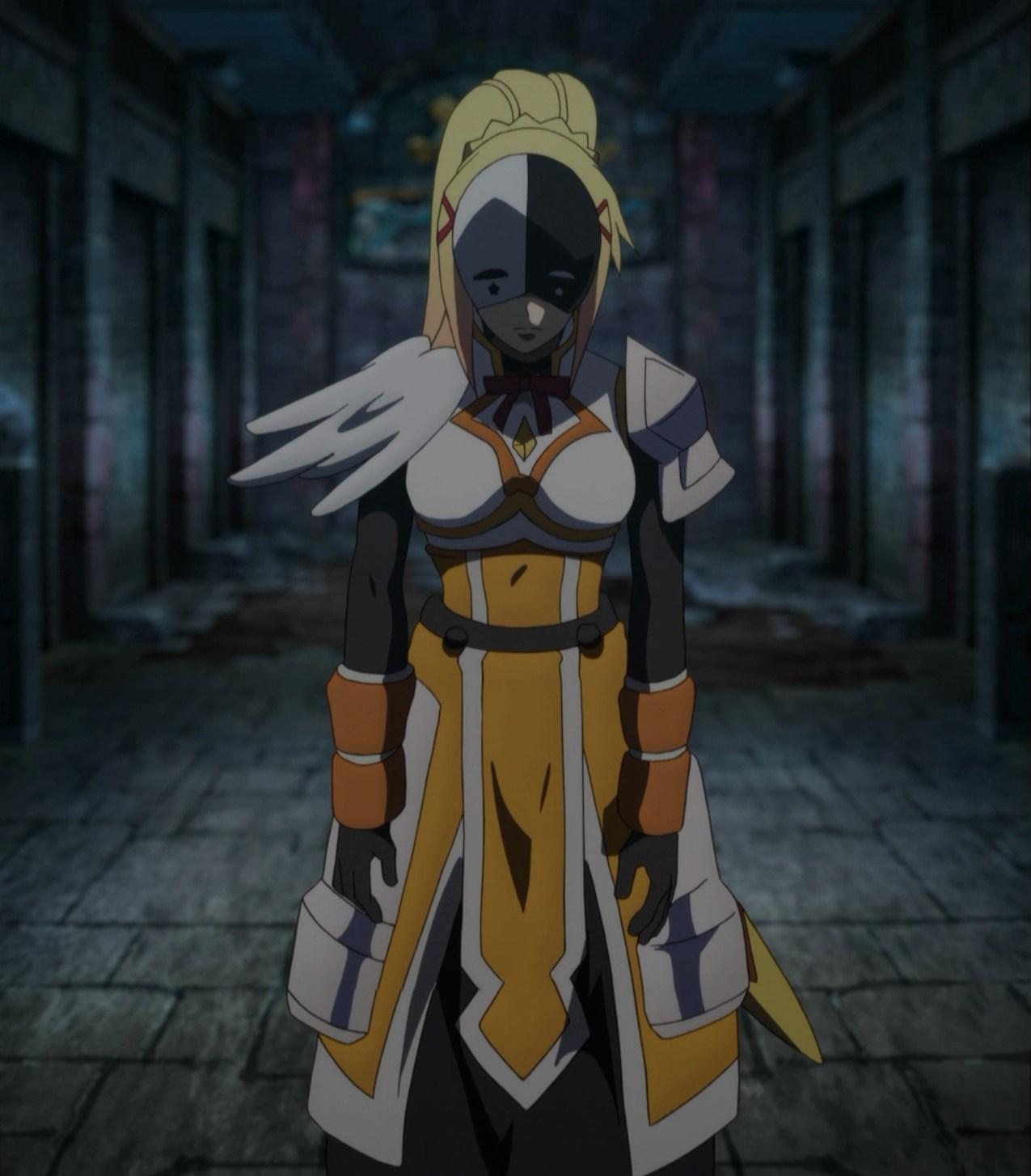 Kono Subarashî Sekai Ni Shukufuku O Servitude For This Masked