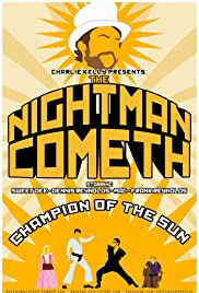 The Nightman Cometh Live! Poster