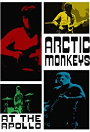Arctic Monkeys at the Apollo Poster