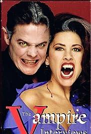 The Vampire Interviews Poster