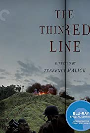Dianne Crittenden on 'The Thin Red Line' Poster