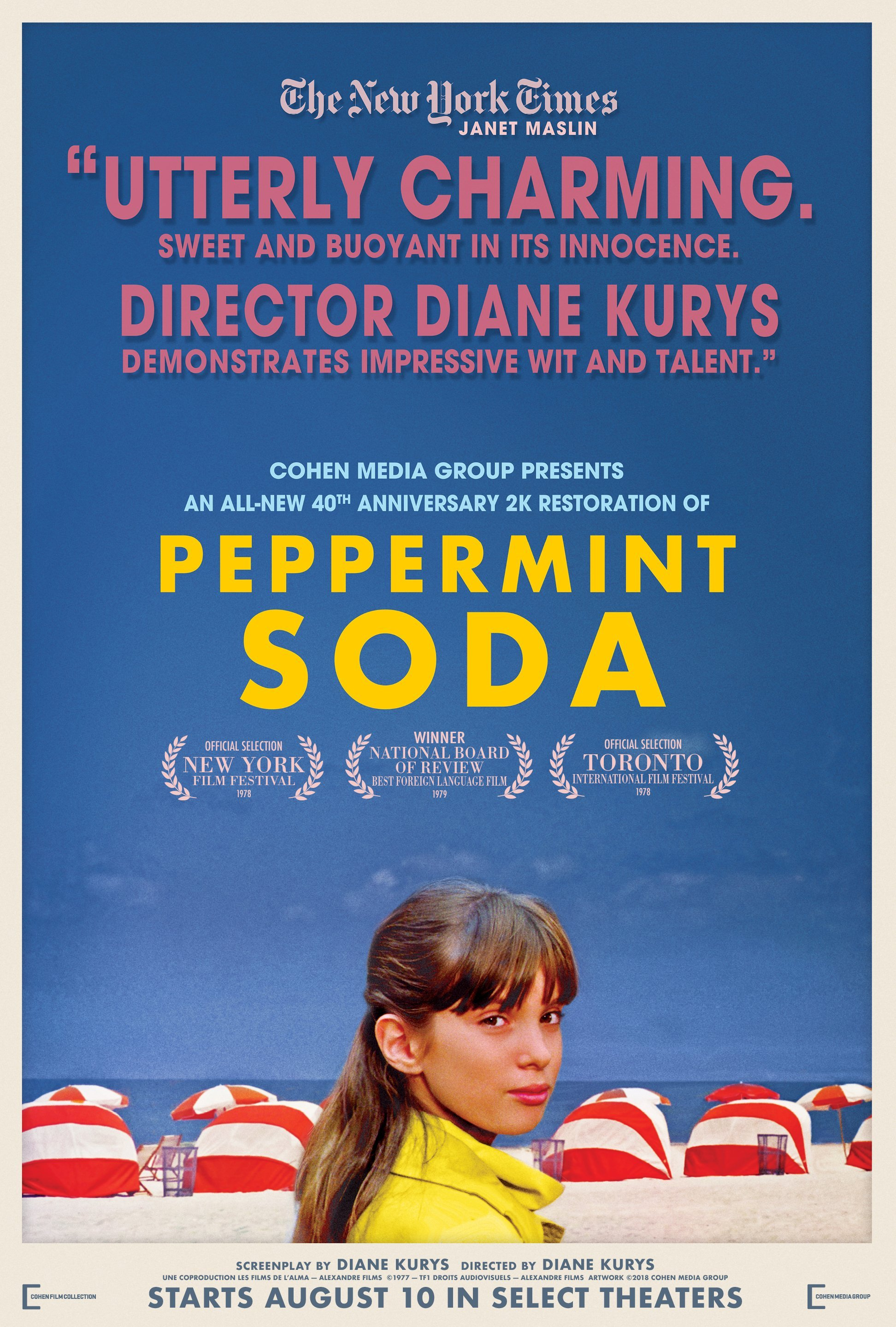 Peppermint Soda (1977) - IMDb