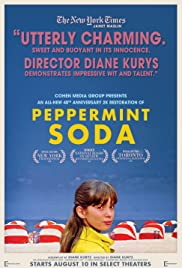 Peppermint Soda (1977) Poster - Movie Forum, Cast, Reviews