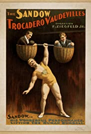 Sandow: The Strong Man Poster