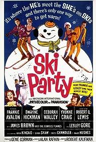 Ski Party (1965) Poster - Movie Forum, Cast, Reviews