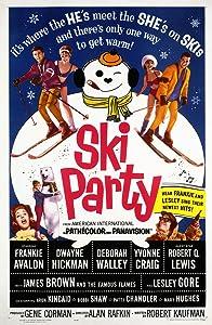 Watch free movie uk Ski Party USA [HDRip]