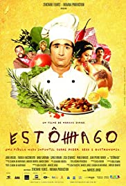 Estomago: A Gastronomic Story Poster
