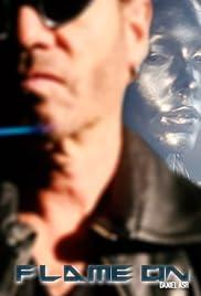 Daniel Ash: Flame On Poster