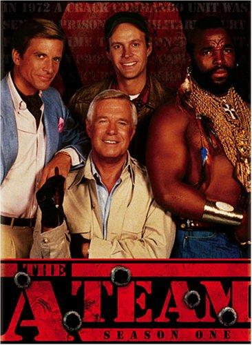 The A Team Tv Series 19831987 Imdb