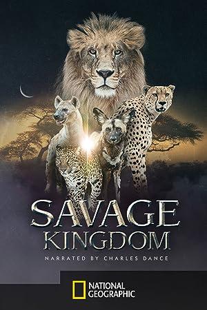 Where to stream Savage Kingdom