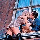 Marcello Mastroianni and Elaine Taylor in Diamonds for Breakfast (1968)