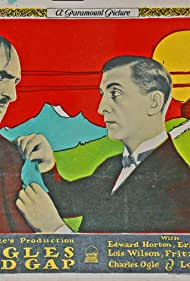 Edward Everett Horton and Ernest Torrence in Ruggles of Red Gap (1923)