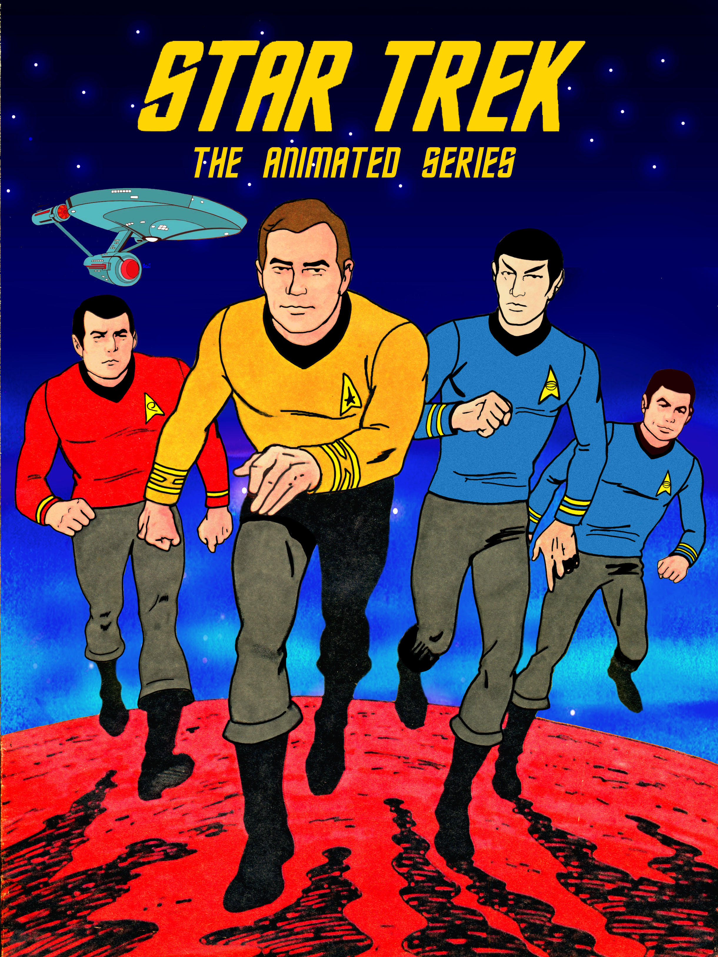 star trek tv series 1973 1975 imdb