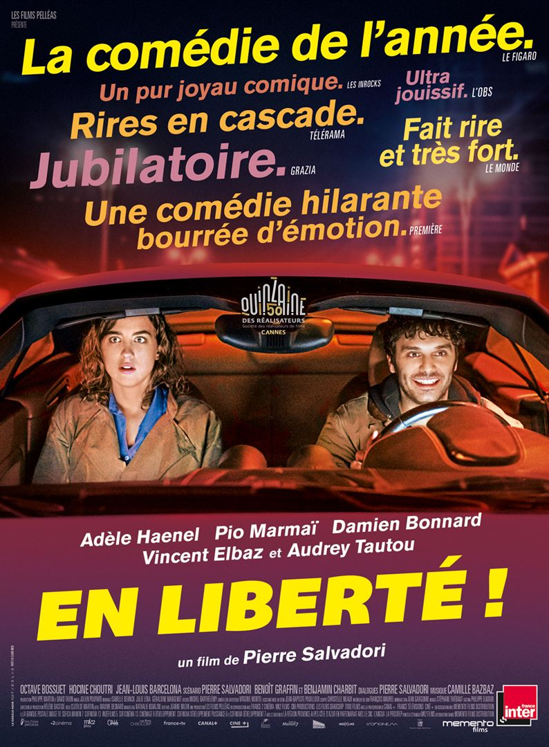 PER TAVE VIEN BĖDOS! (2018) / THE TROUBLE WITH YOU