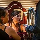 Rebecca Hanssen and Elizabeth Dyer in Run Rabbit (2017)