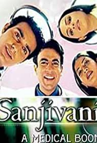 Gaurav Chanana and Gurdeep Kohli in Sanjivani: A Medical Boon (2002)
