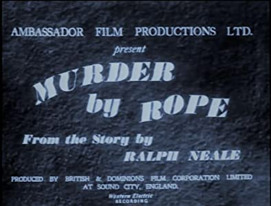 Murder by Rope UK