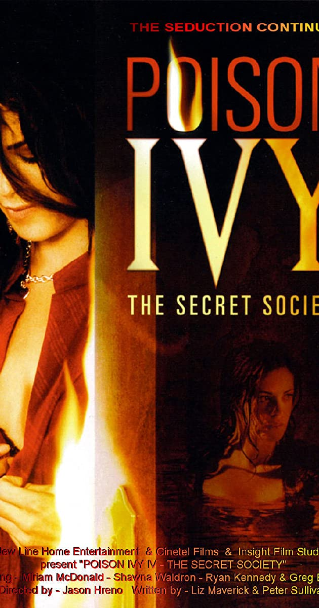 Poison Ivy: The Secret Society (TV Movie 2008) - IMDb