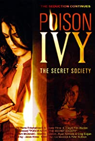 Primary photo for Poison Ivy: The Secret Society