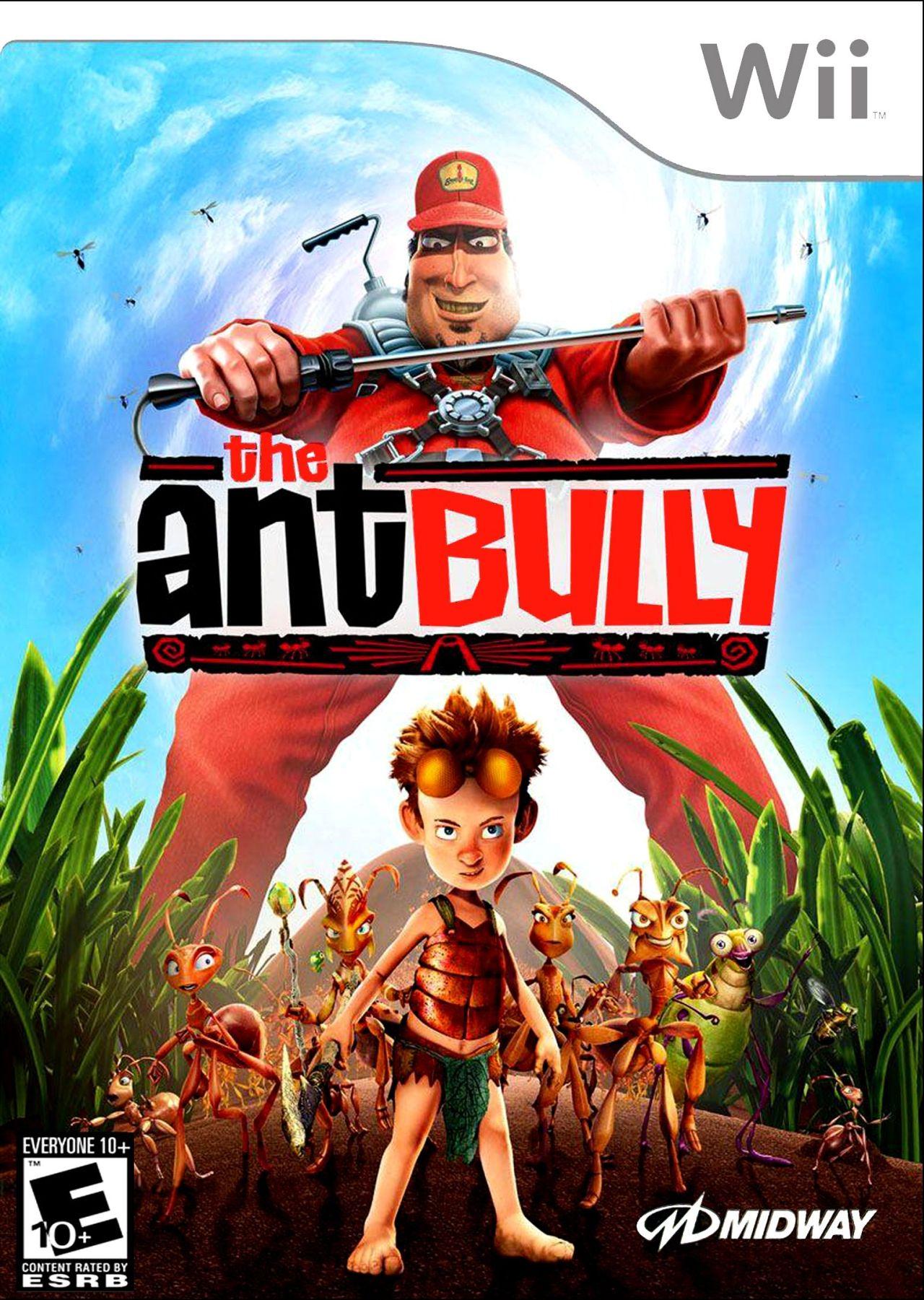 the ant bully dvd amazon