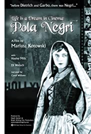 Life Is a Dream in Cinema: Pola Negri Poster
