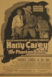 The Phantom Riders Poster