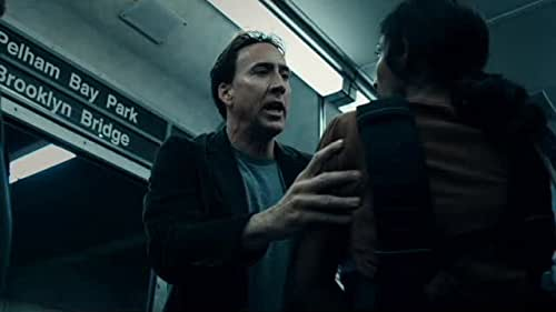 Here is the TV trailer for Knowing, directed by Alex Proyas and starring Nicholas Cage.