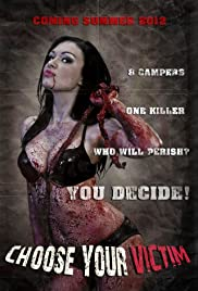 Choose Your Victim Poster