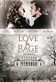 Love & Rage Poster